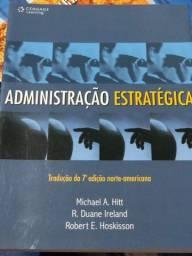 Livro administração estratégica