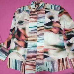 Camisa e blusa