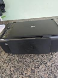 Impressora HP F4580