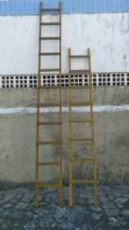 Escadas de Madeiras