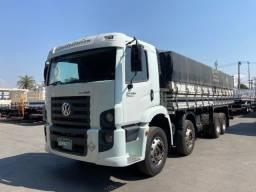 Título do anúncio: vw 24250 carroceria graneleira bi truck ano 11*12
