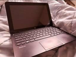 """Notebook 2 em 1 HP 11"""" Destacável"""