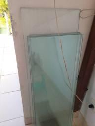 4 vidros temperados