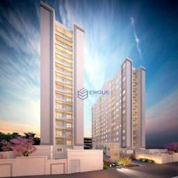 TORRE DOS IPÊS - Apartamento com 2 dormitórios à venda, 44 m² por R$ 211.000 - Passaré - F