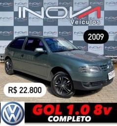 VW GOL 1.0 8v ( COMPLETO ) 2009