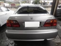 Honda Civic  1.6 Lx 16v Gasolina 4p Automático 2000