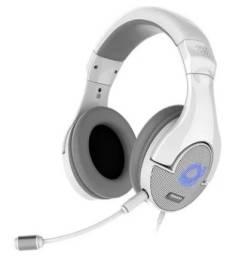 Headset Gamer Ozone Onda Pro Branca
