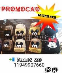 Bolsa Mickey barata Atacado