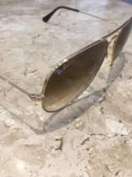 Óculos de sol Aviador RayBan ORIGINAL