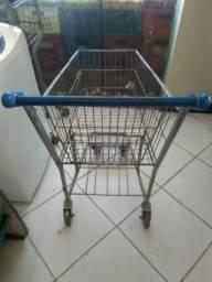 Carrinho de supermercado 180 lts