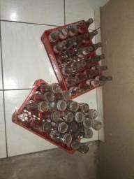 Engradado coca litro