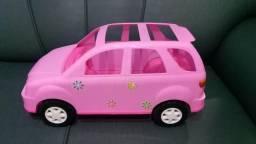Carro da Barbie Rosa