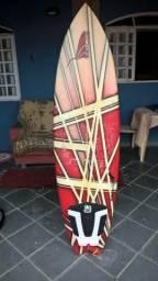 Prancha de surf 6.0 + Capa