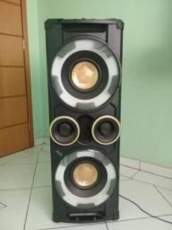 Aparelho de som philips nitro nx5 500w