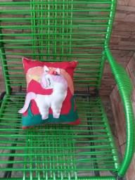 Almofada infantil unicornio