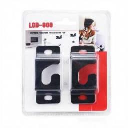 Suporte de Tv Lcd, Led, Plasma de 13 a 120 polegadas, Fixo - Universal (com entrega)