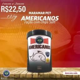 Ração Maramar - Americanos Soft