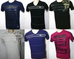 Camisas masculina novas em promoção passo cartão e parcelo