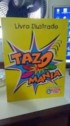 Livro Ilustrado Tazo Elma Chips