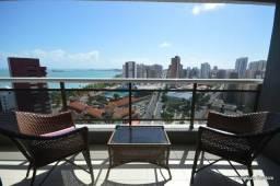 Apartamento com 2 quartos, localização e Vista Mar espetacular!