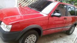 Fiat Uno Mille Way 2008/2009 - 2008
