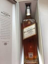 Whisky Johnnie Walker Platinum Label original! comprar usado  Curitiba