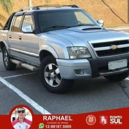 Ph Chevrolet S10 CD Executive 2.4 4x4 2009 Bancos em couro - 2009