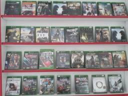 Xbox one jogos FISICOS
