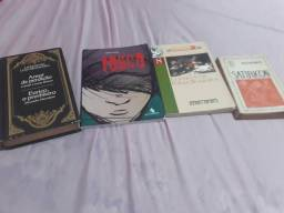 Livros diversos, R$ 5,00 cada