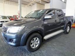 Toyota Hilux 3.0 Cd Srv 4x4 Tdi - 2012