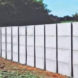 Muro Pré Moldado! Peça seu orçamento!