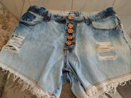 Shorts Jezzian Original n 46 sem lycra