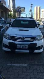 Hilux SW4 SRV 4X4 Diesel Blindada - 2013