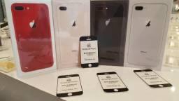 Iphone 8 Plus 64gb Novo, Garantia 1 Ano,Faço Trocas, Parcelo no Cartão,Whats