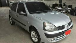 Clio 1.0 06 4p hi-Power Gasolina - 2006