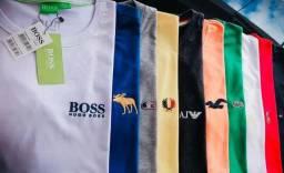 Atacado Camisetas Multimarcas 21- Enviamos Para Qualquer Lugar do Brasil