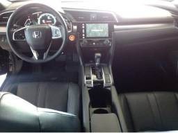 Excepcional Civic 1.5 16V Turbo Gasolina Touring 2018 - Bruno 021. * - 2018