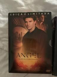 Vendo Dvd série Angel - 1 e 2 temporada completa