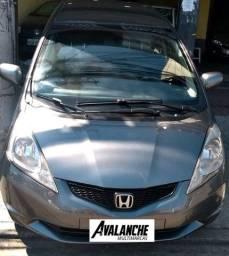 Honda Fit lx 1.4 flex/gnv completo 2011 / km 87.021