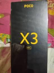 Xiaomi pocophone x3 lacrado