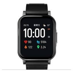 Relógio Smartwatch Xiaomi Haylou Ls02 Preto Global