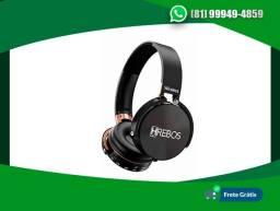 Headfone HS-95 Bluetooth Radio MP#3 Hrebos