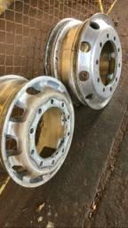 Rodas de aluminio