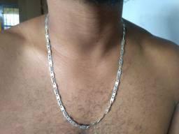 Corrente de prata perfeita