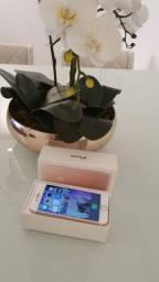 Vende-se iPhone 7 rosé 128gb