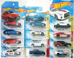Hot Wheels picape Porsche Corvette antigos Mustang
