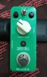Pedal Mooer Green Mile clone Tube Screamer
