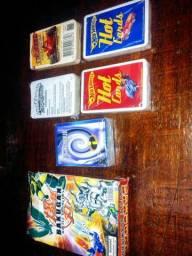 06 Decks (tipo Super Trunfo) 228 Cards