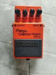 Pedal Boss MD2 Mega Distorcion
