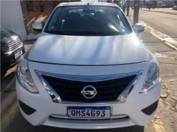 Nissan Versa sl1.6 cvt flex 2016